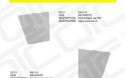 New product IVECO INE/114 INE/115