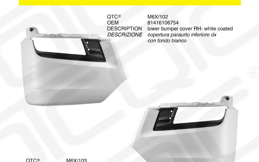 New product MAN M6X/102 M6X/103