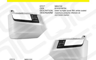 Nuovo articolo MAN M6X/102 M6X/103