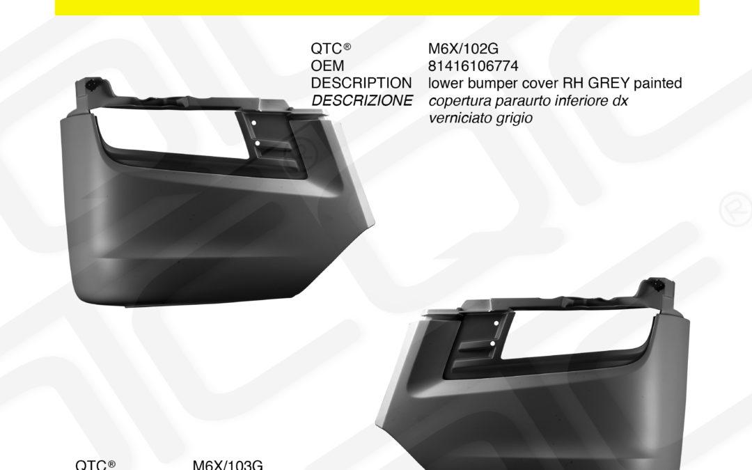 Nuovo articolo MAN M6X/102G M6X/103G