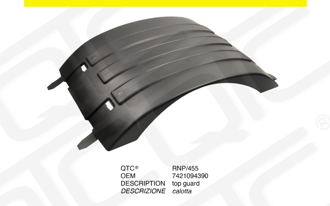 New product RENAULT RNP/455