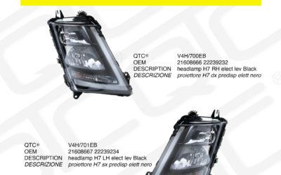 New product VOLVO V4H/700EB V4H/701EB