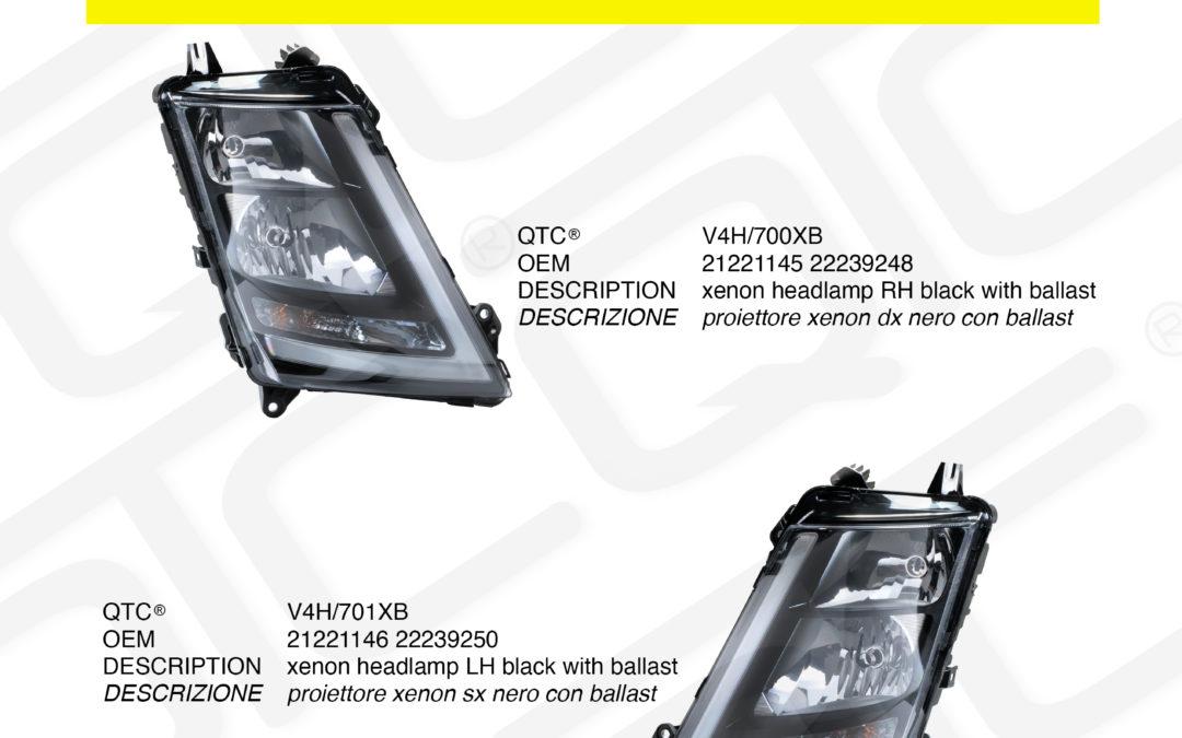 New product VOLVO V4H/700XB V4H/701XB