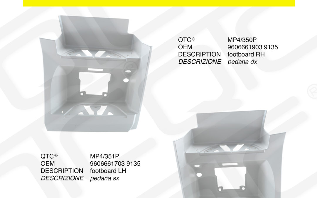 New product MERCEDES MP4/350P MP4/351P