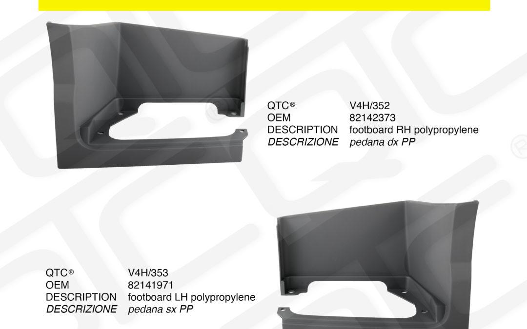 New product VOLVO V4H/352 V4H/353