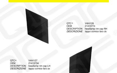 New product VOLVO V4H/126 V4H/127