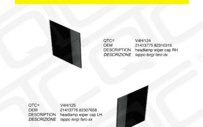 New product VOLVO V4H/124 V4H/125
