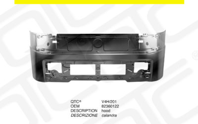 New product VOLVO V4H/201