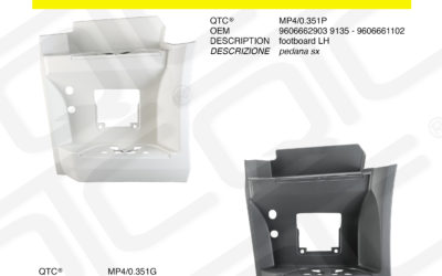 New product MERCEDES MP4/0.351P MP4/0.351G