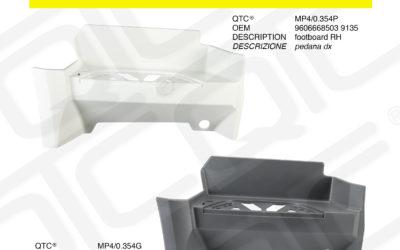 New product MERCEDES MP4/0.354P MP4/0.354G