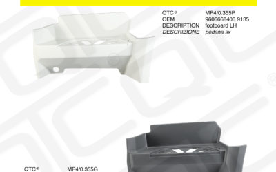 New product MERCEDES MP4/0.355P MP4/0.355G
