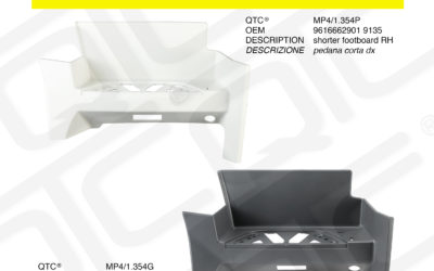 New product MERCEDES MP4/1.354P MP4/1.354G