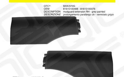 New product MAN MXX/370G MXX/371G