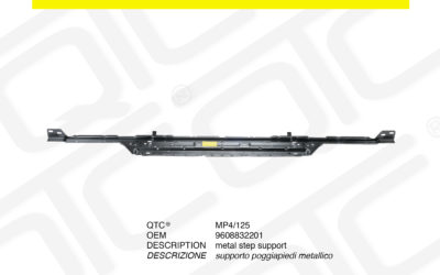 New product MERCEDES MP4/125
