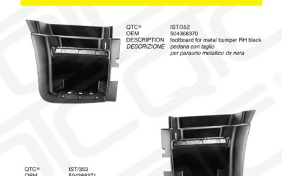 New product IVECO IST/352 IST/353