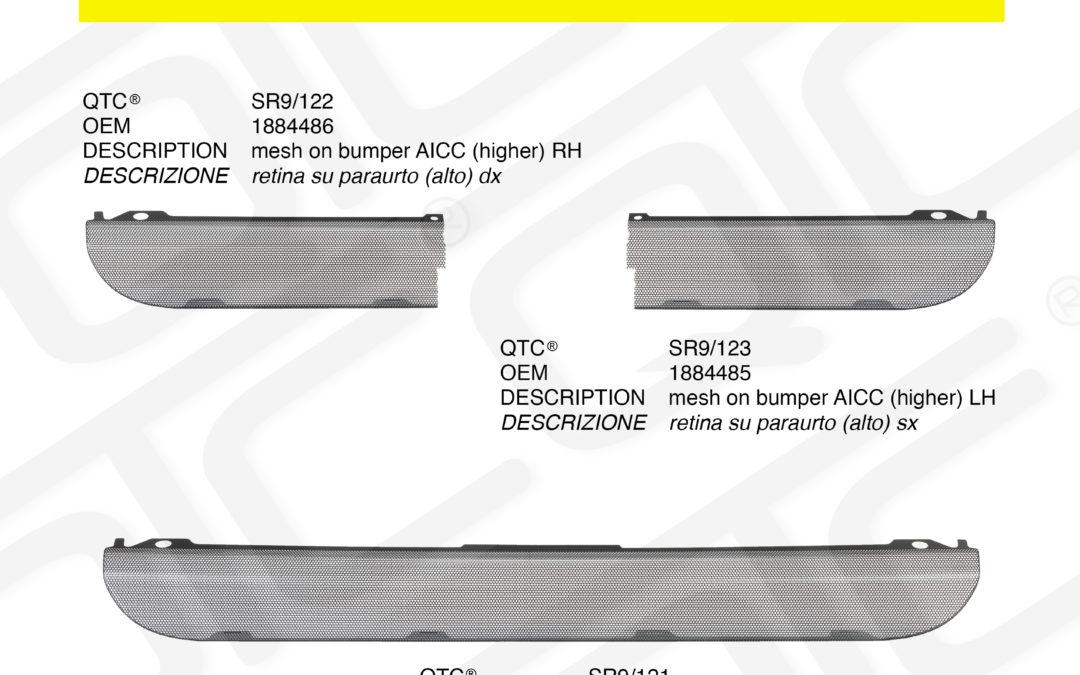 New product SCANIA SR9/121 SR9/122 SR9/123