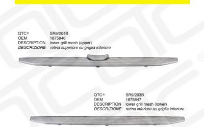 New product SCANIA SR9/203B SR9/204B