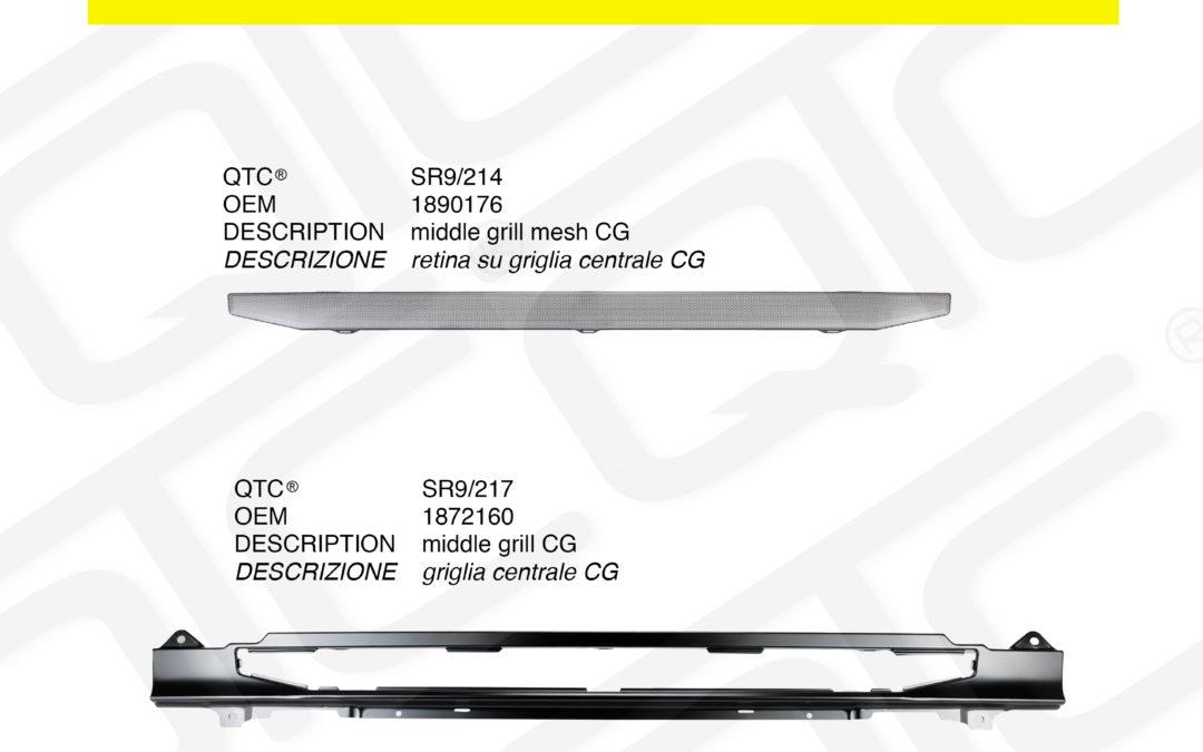 New product SCANIA SR9/214 SR9/217