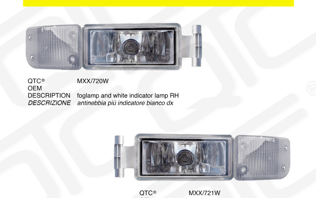 New product MAN MXX/720W MXX/721W