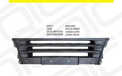 New product MAN M6X/200