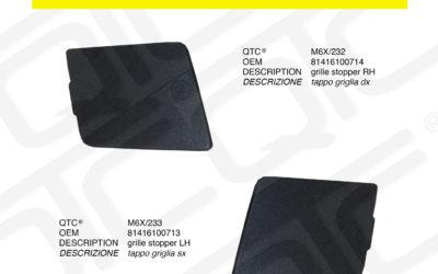 New product MAN M6X/232 M6X/233