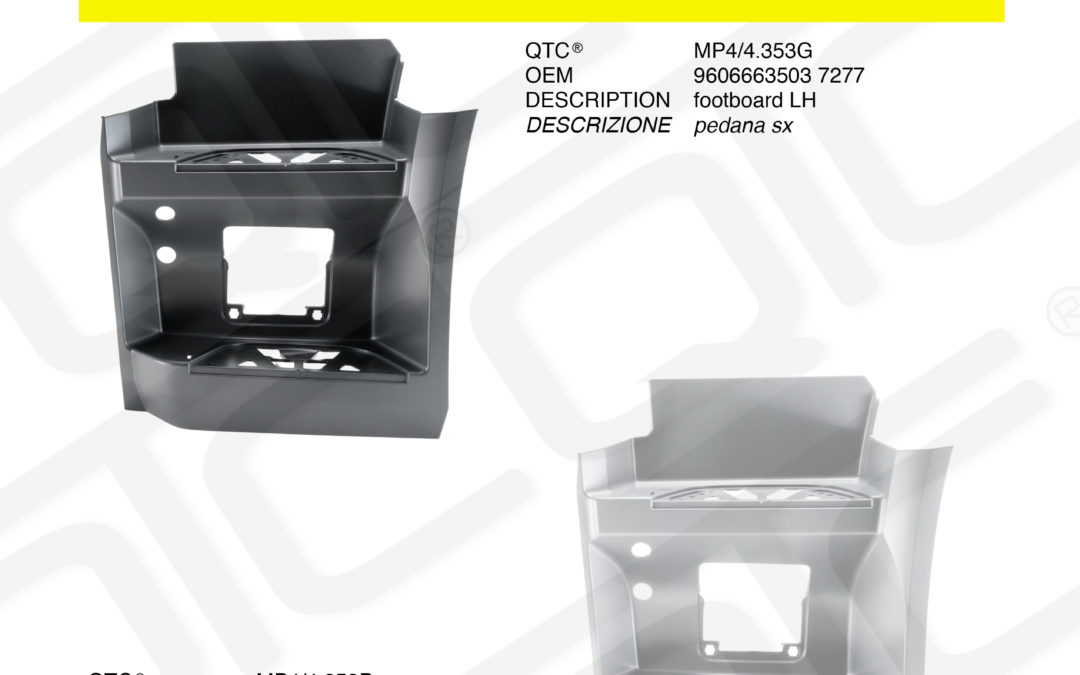 New product MERCEDES MP4/4.353G MP4/4.353P