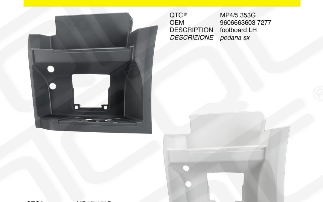 Nuovo articolo MERCEDES MP4/5.353G MP4/5.353P
