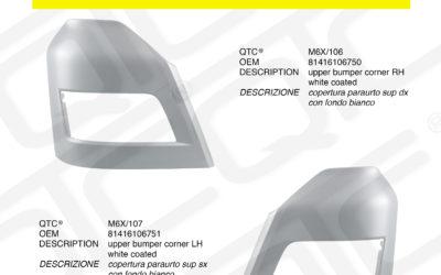 New product MAN M6X/106 M6X/107