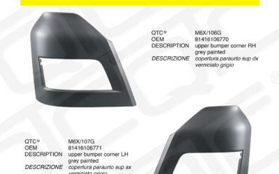 New product MAN M6X/106G M6X/107G
