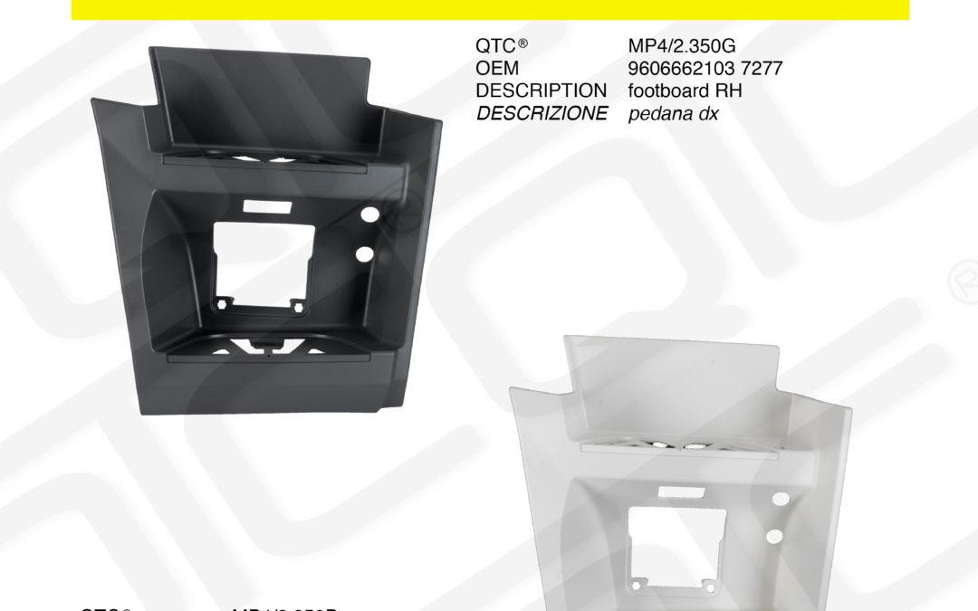 Nuovo articolo MERCEDES MP4/2.350G MP4/2.350P