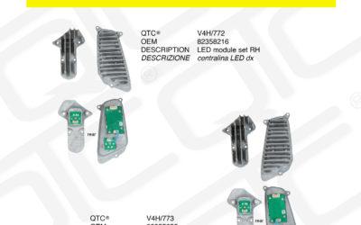 New product VOLVO V4H/772 V4H/773