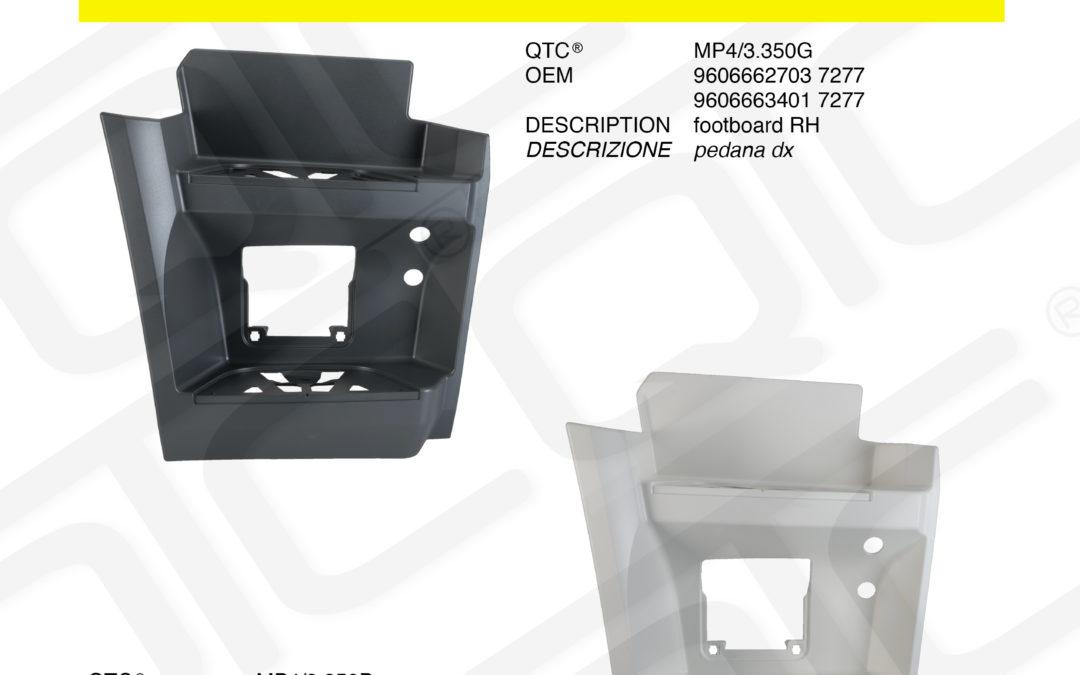 Nuovo articolo MERCEDES MP4/3.350G MP4/3.350P