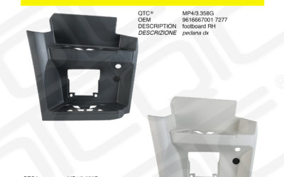 New product MERCEDES MP4/3.358G MP4/3.358P